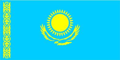 картинка казахстана флаг